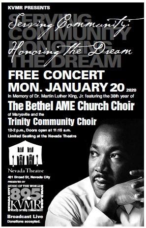 MLK Choir