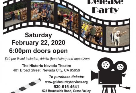 Nevada Senior Firewood Program Documentary
